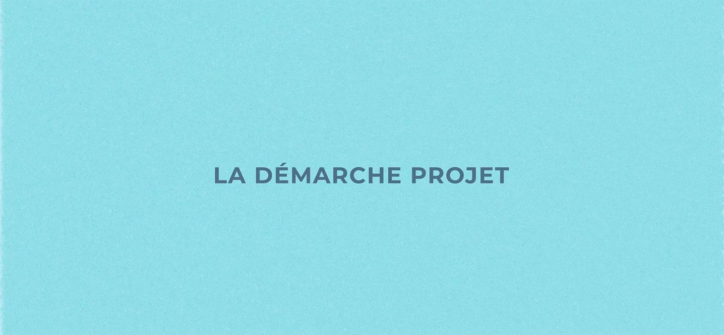 Demarche Projet