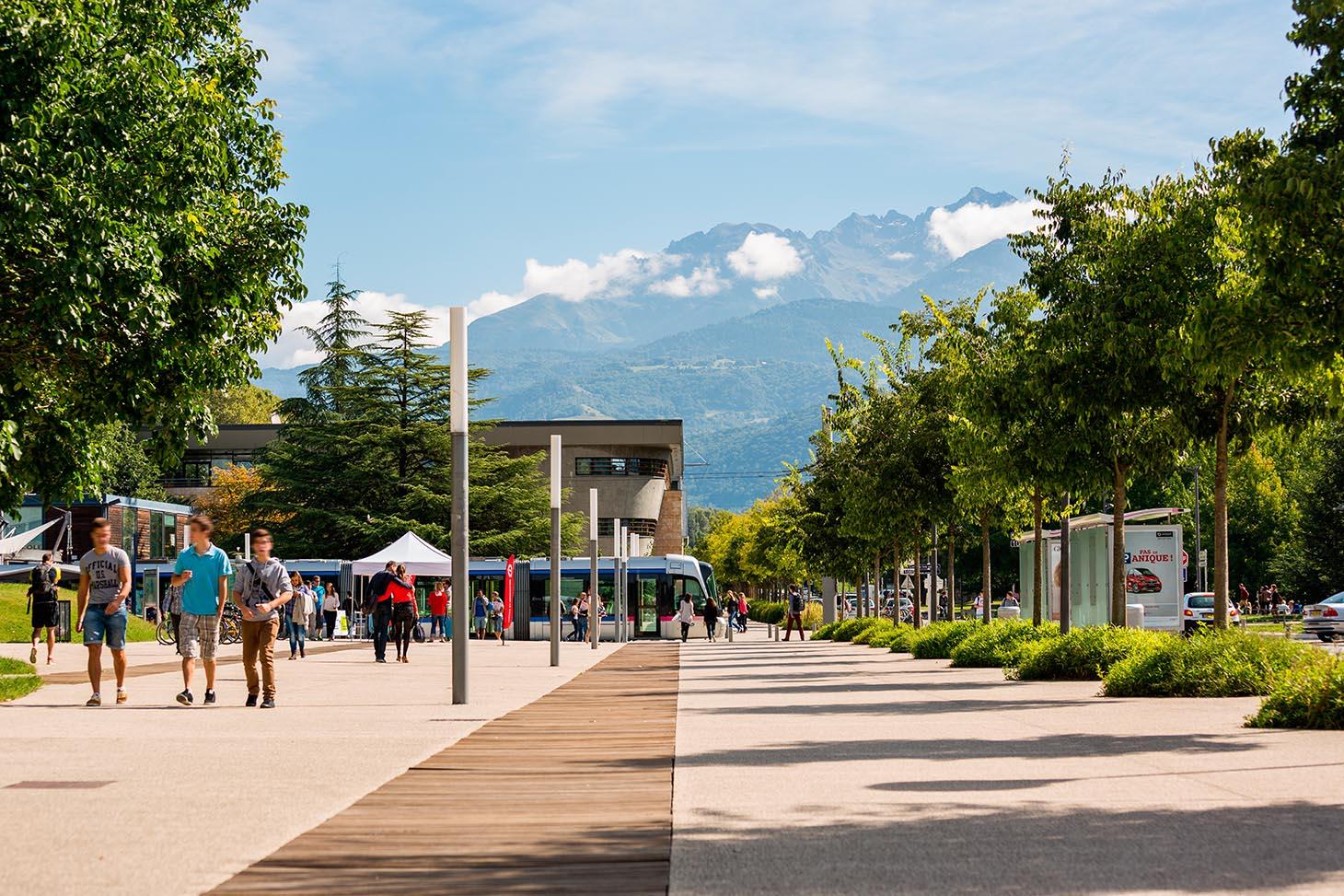 Campus Grenoble